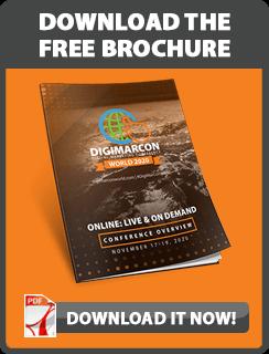 Download DigiMarCon Virtual 2021 Brochure