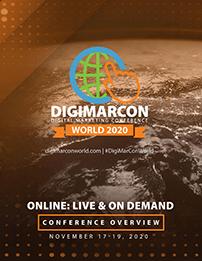 DigiMarCon Virtual 2021 Brochure